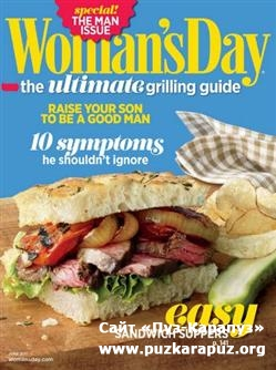 Woman's Day - June 2011