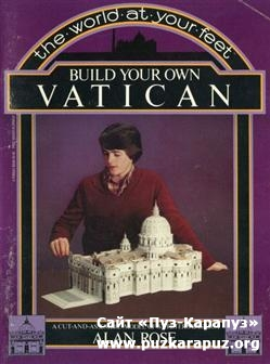 Alan Rose - Build your own Vatican