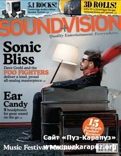 Sound + Vision - June/July/August 2011