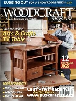 Woodcraft - June/July 2011 (Issue 41)