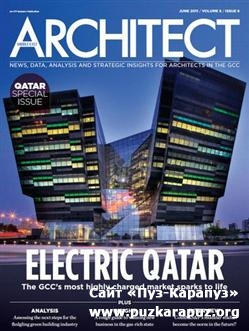 Middle East Architect - June 2011