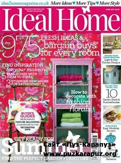 Ideal Home - June 2011