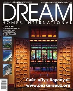 Dream Homes - March/April 2011 (International)