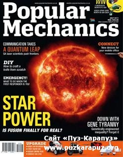 Popular Mechanics - July 2011 (South Africa)