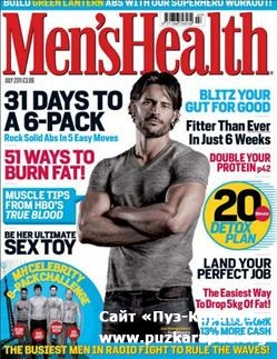 Men's Health - July 2011 (UK)