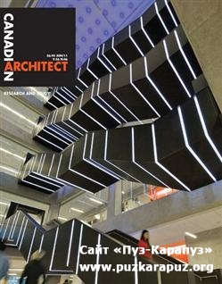 Canadian Architect - June 2011