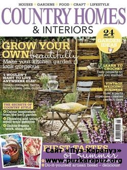 Country Homes & Interiors - June 2011