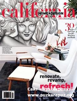 California Home + Design - July/August 2011
