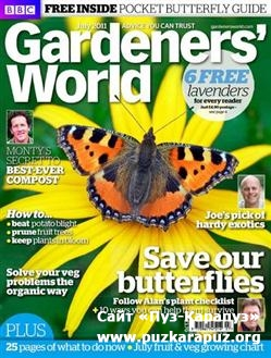 Gardeners' World - July 2011