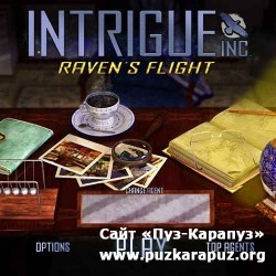 Intrigue Inc: Raven's Flight Final (2011/ENG/Full)