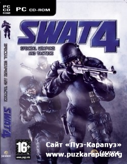 SWAT 4: Special Edition (2009/ENG/RIP by TPTB)