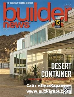 BUILDERnews - July 2011