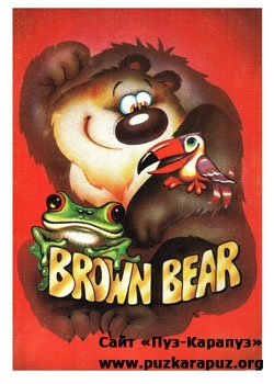 Brown Bear: English for Communication - A Collection of Communicative Tasks for Primary School