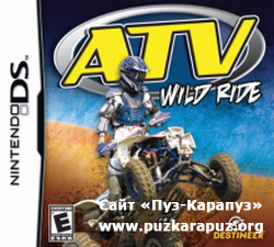 ATV Wild Ride 2011 (DS)