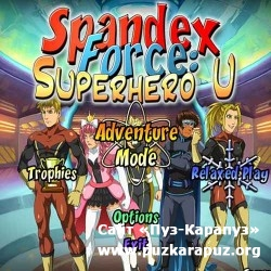 Spandex Force: Superhero U Final (2011/Eng/Full)
