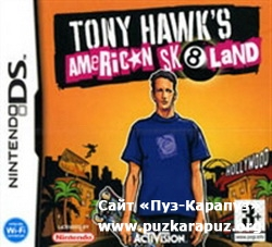 Tony Hawk's American Sk8land 2005 (DS)