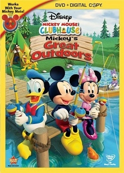 Клуб Микки Мауса: Летние каникулы / Mickey Mouse Clubhouse: Mickey's Great Outdoors (2011) DVD5+DVDRip
