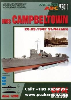 GPM 309 - HMS Campbeltown
