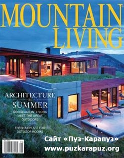 Mountain Living - August 2011