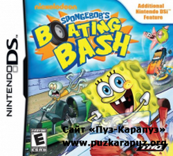 SpongeBob's Boating Bash 2010 (DS)