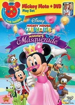 ���� ����� �����: �������� ����� / Mickey Mouse Clubhouse: Minnie's Masquerade (2011) DVD5+DVDRip