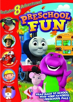 Hit Favorites: Preschool Fun (2011) DVDRip
