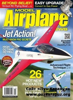 Model Airplane News - October 2011