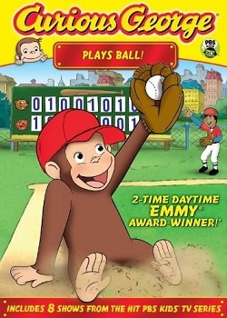���������� ������ - ���� c ����� / Curious George - Plays Ball! (2011) DVD5+DVDRip