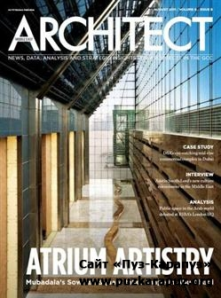 Middle East Architect - August 2011