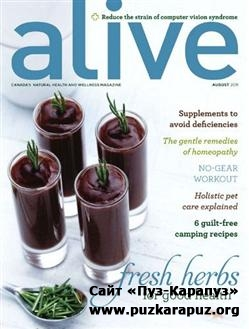 Alive - August 2011