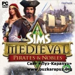 The Sims Medieval + Pirates and Nobles (2011/RUS/ENG/RePack by Ultra)
