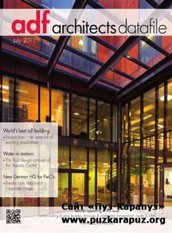 Architects Datafile (ADF) - July 2011