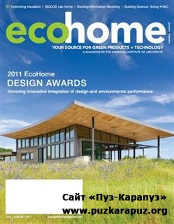 EcoHome - July/August 2011