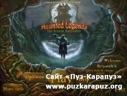 Haunted Legends: The Bronze Horseman - Collector's Edition (2011/ENG/Final)