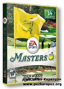 Tiger Woods PGA Tour 12: The Master (2011/ENG) Repack by Ulatek