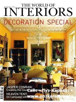 The World of Interiors - October 2011