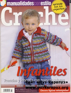 Croche Infantiles Ano12 №73