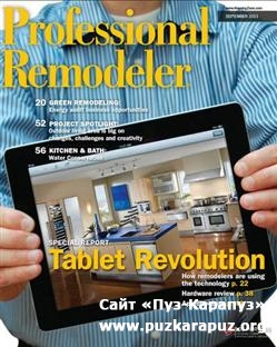 Professional Remodeler - September 2011