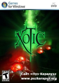 Xotic (2011/ENG-RELOADED)