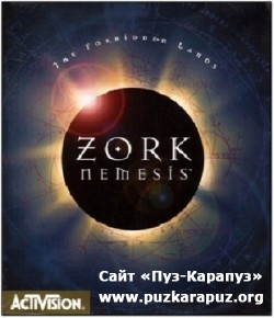 Zork Nemesis: The Forbidden Lands (1996/Eng)