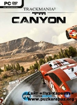 TrackMania 2 Canyon (2011/RUS/MULTi20/Repack by Ultra)