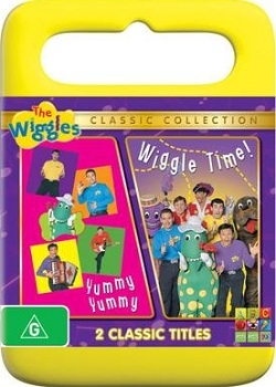 The Wiggles Classic Collection: Yummy Yummy And Wiggle Time (2011) DVD5+DVDRip