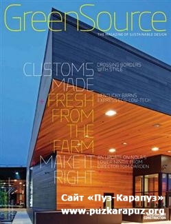 GreenSource - July/August 2011