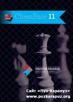 ChessBase 11 (2011/ENG-RELOADED)