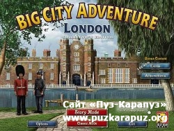 Big City Adventure London - Collectors Edition (2011/Eng/Beta)