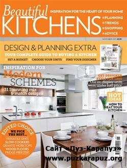 Beautiful Kitchens - November 2011