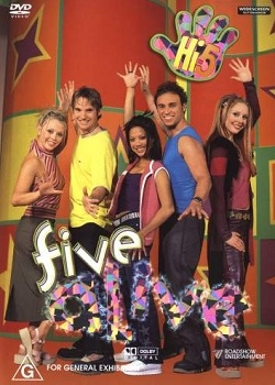 Hi-5: Пятерка жива / Hi-5: Five Alive (2003) DVD5+DVDRip