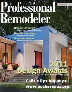 Professional Remodeler - October 2011