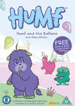 ����: ����� 1 - ���� � ��������� ���� / Humf: Vol 1 - Humf And The Balloons (Double Disc) (2010) DVDRip
