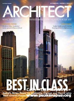 Middle East Architect - October 2011